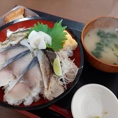 江南区の住宅街の『海鮮食堂さばや』