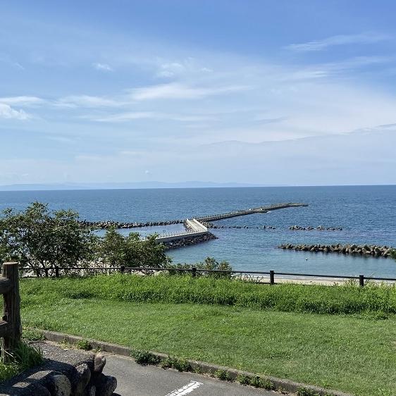 釣りスポット 日和山浜第四突堤