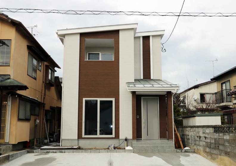 東区太平モデルハウス