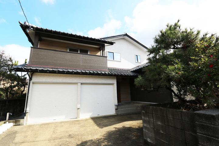 亀田向陽のリノベハウス