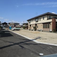江南区東船場売地(建築条件付き)