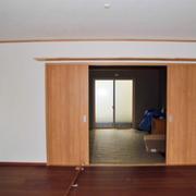 和室続き間の居間は、リビングと和室に変更