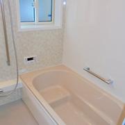 浴室は広くなり肩までしっかり温まります