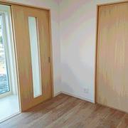 【BEFORE】使い込まれた和室 【AFTER】両親の部屋は和室から洋室+サンルームに。