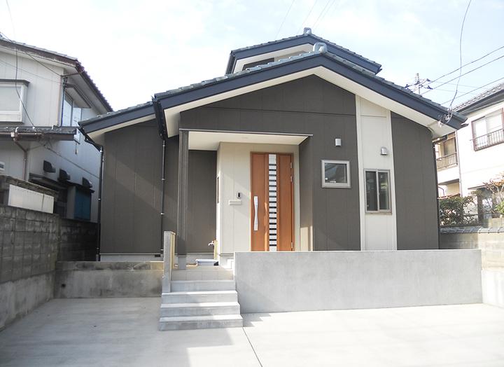 新潟市の光英住宅で空家を購入してフルリノベーション