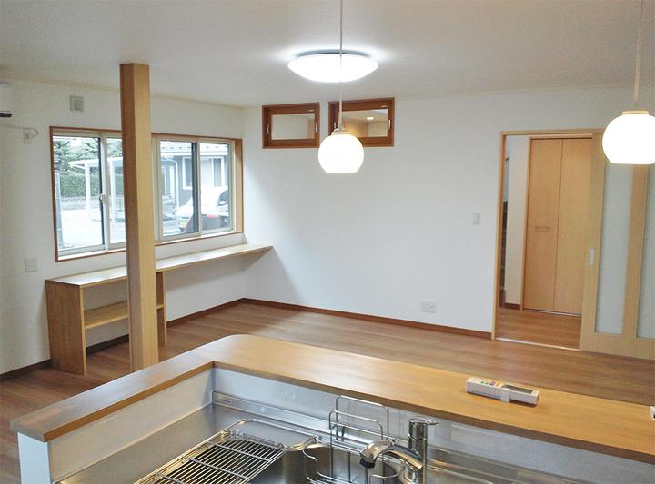 新潟市の工務店で住宅のフルリノベーション