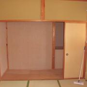 2階の和室はLDKの広々した空間に変更