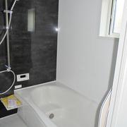 浴室を広くして、1階、2階に配置(2階浴室)