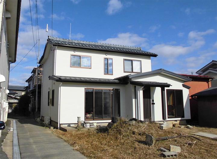 実家の空家を新潟市の光英住宅でフルリノベーション