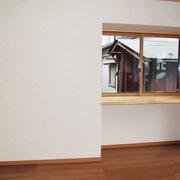 和室はキッチンとつなげてDKワンフロアに変更