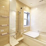 【BEFORE】冷たい浴室  【AFTER】1.25坪の広々バスルーム