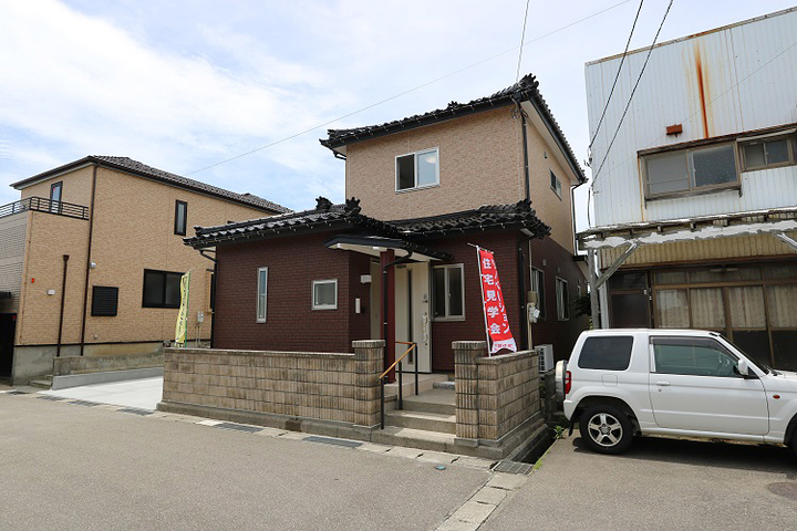 新潟市で中古住宅購入+リノベーション
