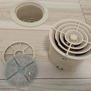 合理的な全熱交換型換気システム(お掃除編その①)