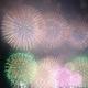 長岡花火と地鎮祭