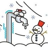 水道管の凍結防止に関して