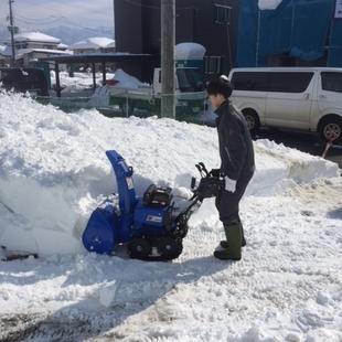 除雪オリンピック