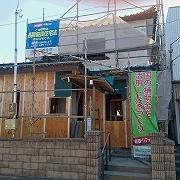 只今、大工さんが奮闘中!長期優良住宅化リフォームの西区K様邸