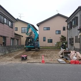 新潟市のZEH現場です