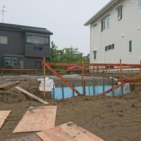 新潟市 新築ZEH着工しました