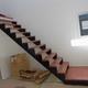 鉄骨階段と吹き抜け
