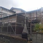三世代同居の江南区リフォーム現場