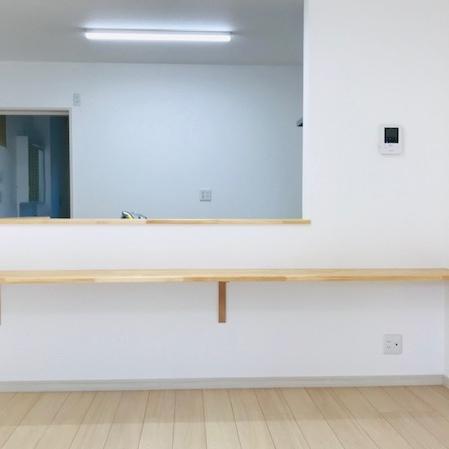 スキップフロアの家 リノベーション 新潟市江南区 完成見学会