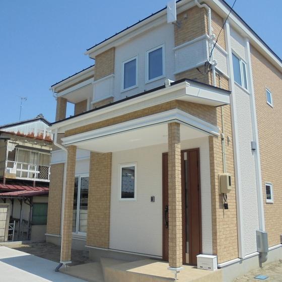 新潟市 東船場モデルハウス