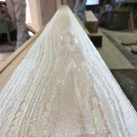 杉の4寸柱