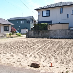 解体工事終了と来週からの上棟現場