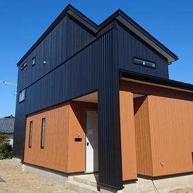 来月は新潟市西区小新にて完成見学会があります