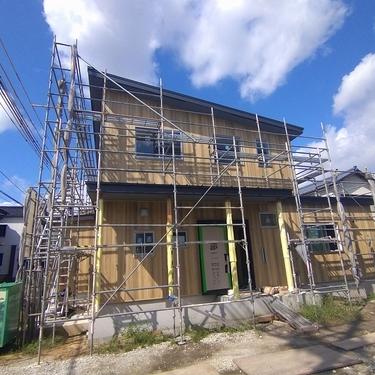 三条のコラボ住宅